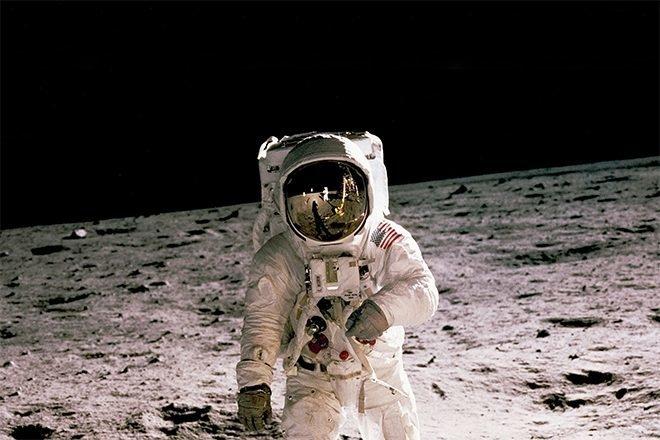 Jeff Mills en direct du musée de l'espace de Washington pour célébrer les 50 ans du premier pas sur la Lune