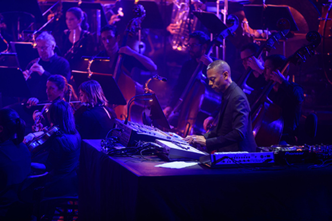 Suivez le live orchestral 'Lost In Space' de Jeff Mills en direct sur Arte Concert