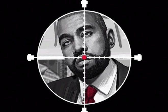 Dans le dernier clip de MF Doom, Kanye West est assassiné