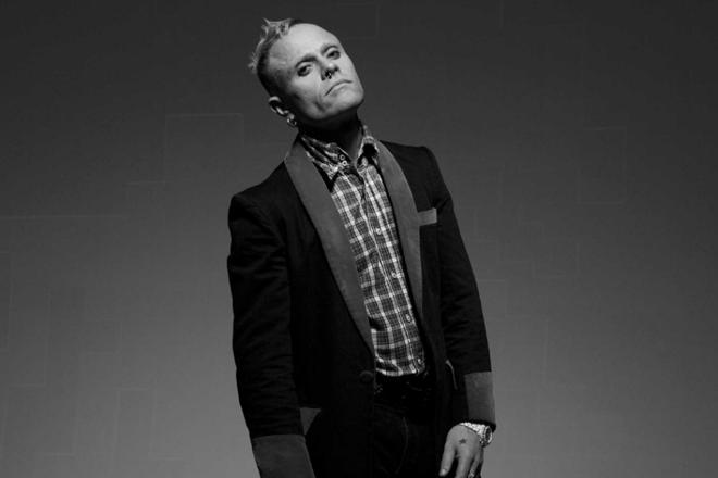 Versace rend hommage à Keith Flint à la Fashion Week de Milan