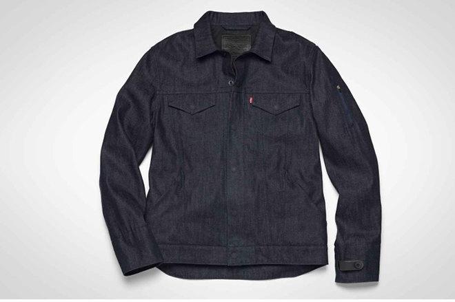La veste connectée de Google et Levi's