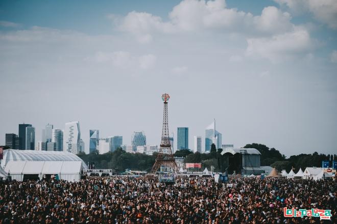L'édition 2019 du Lollapalooza Paris fait honneur à la scène française