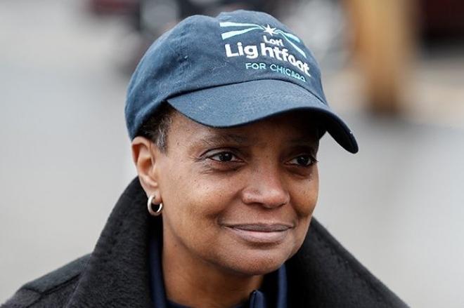 Chicago a élu une maire noire et lesbienne pour la première fois de son histoire