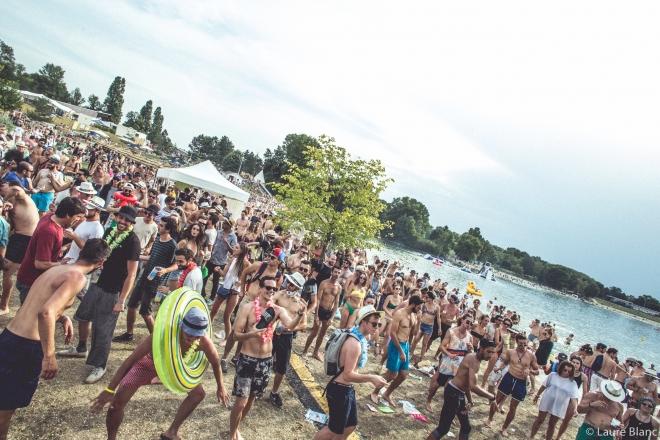 Deux jours de rave sur la plage avec Jeff Mills, Rødhåd, Folamour, Regal b2b Anetha, Omar-S à l'Evasion festival