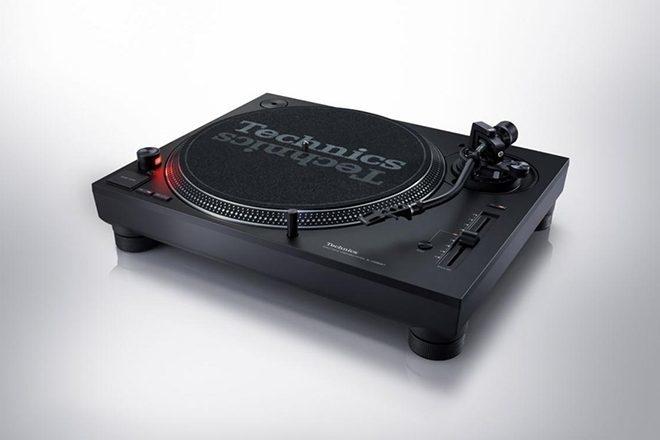 """Technics dévoile sa nouvelle """"platine de référence pour les DJs"""", la SL-1200 MK7"""