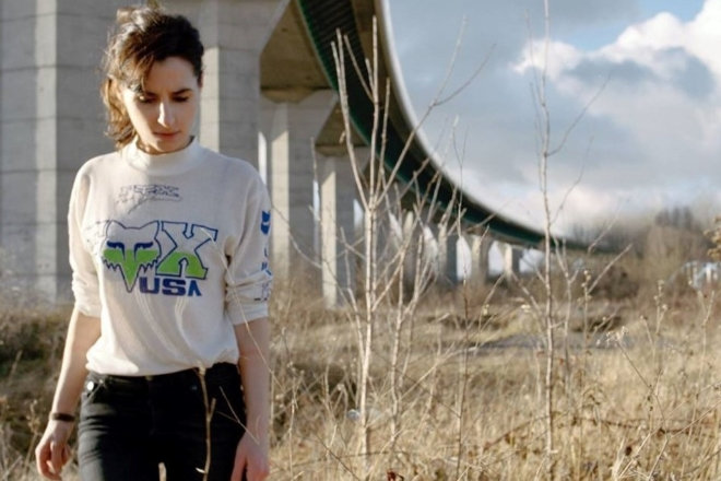 À voir: le clip futuriste de Maud Geffray
