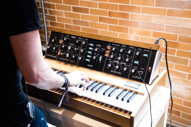 Moog arrête la production du Minimoog Model D sorti l'année dernière