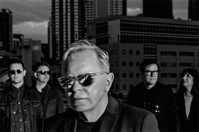New Order prépare un album live pour juillet prochain