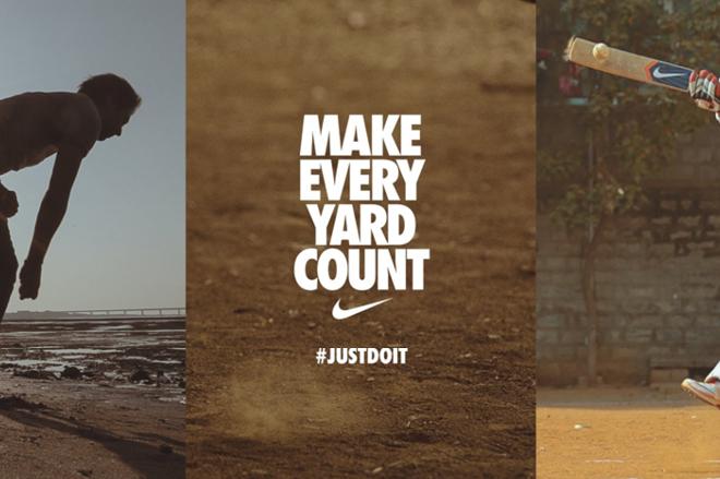 On est retombés sur cette pub Nike India époustouflante