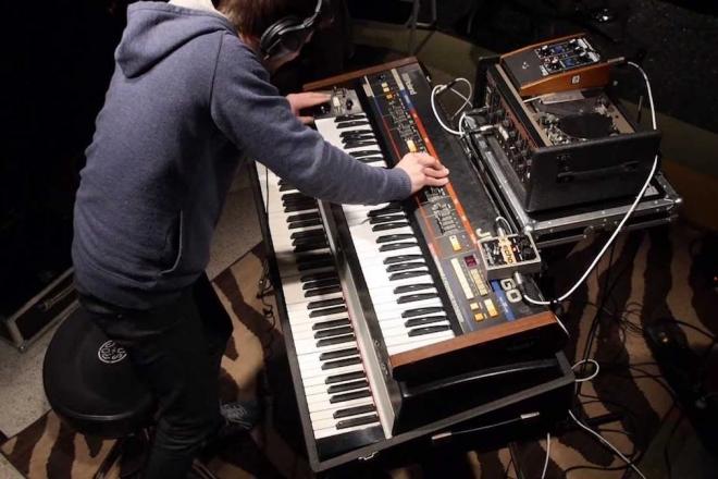 Le virtuose Nils Frahm va sortir un nouvel LP : 'All Melody'