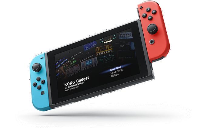 Vous pourrez bientôt produire sur Nintendo avec le studio Gadget de Korg