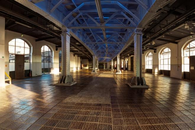 Les artistes berlinois ont construit un «sanctuaire de la génération techno»