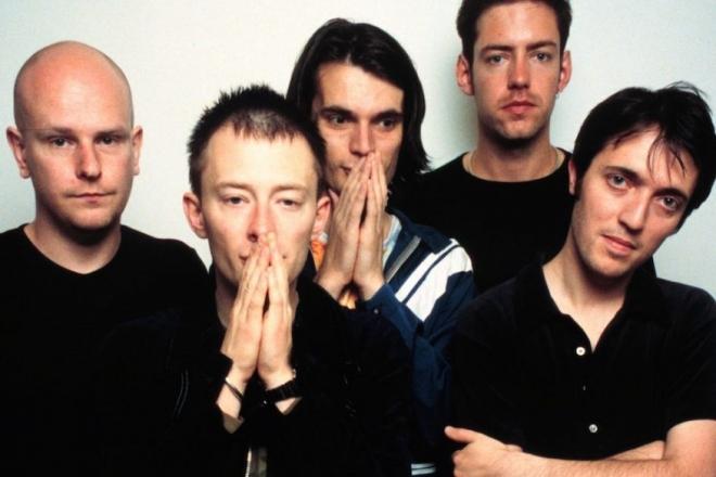 Hacké, Radiohead met en ligne 18 heures d'enregistrements inédits de 'OK Computer'