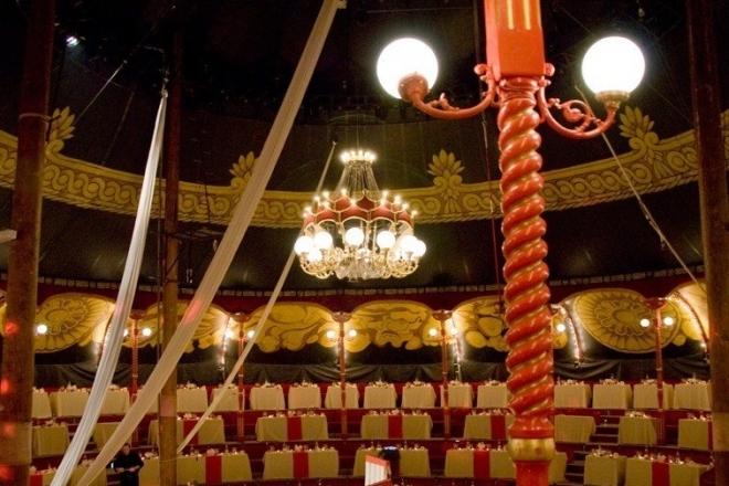 Ecole de cirque et pointures house : les nouvelles soirées burlesques de Mme Loyal