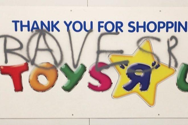 Londres : rave illégale dans un magasin de jouets abandonné