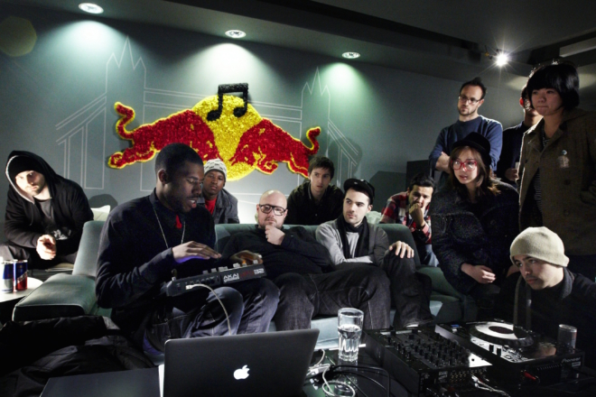 À la Marbrerie de Montreuil, le festival Red Bull Music Academy investit la scène électro