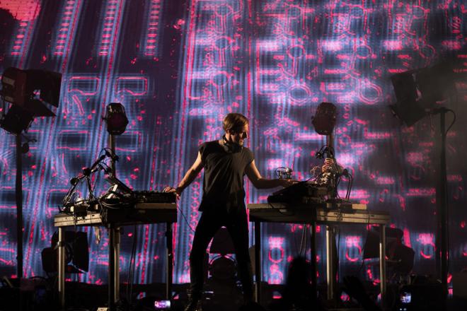A voir : Richie Hawtin inaugure CLOSE, son nouveau show audiovisuel à Coachella