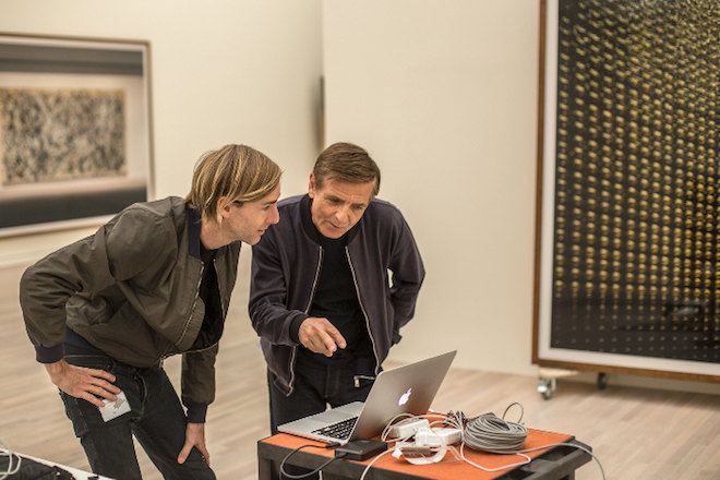 Richie Hawtin collabore avec le photographe Andreas Gursky