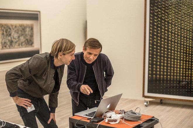 Richie Hawtin collabore avec le photographe Andreas Gursky