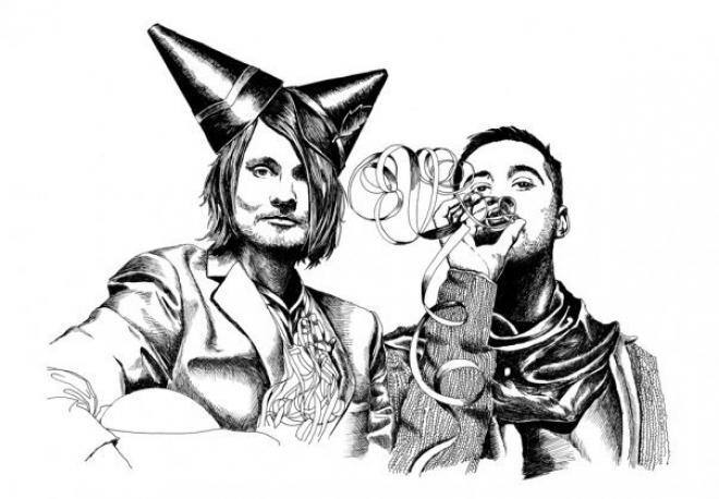 L'album de Röyksopp peint par Banksy vendu 6 962 $ sur Discogs