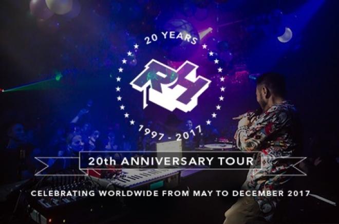 Rush Hour dévoile le programme de sa tournée d'anniversaire