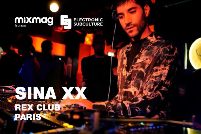 Une heure de techno sauvage avec Sina XX