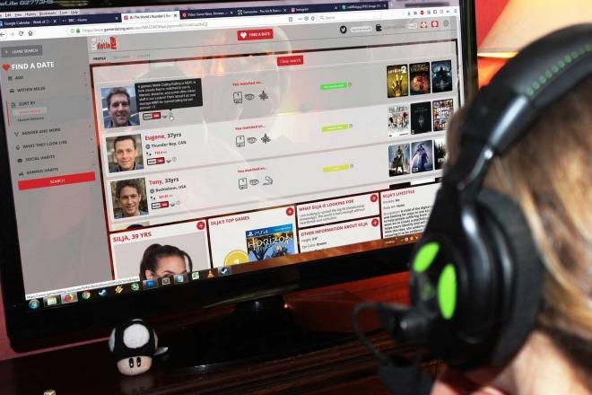 Un site de rencontre dédié aux gamers va voir le jour