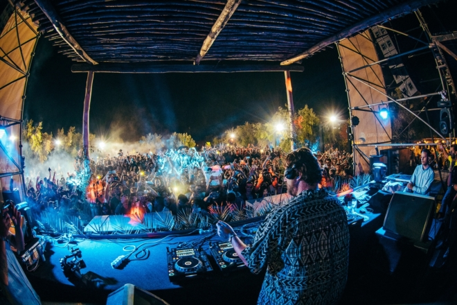 Oasis 2020 accueille Ben UFO, Honey Dijon, Black Coffee sous le soleil de Marrakech