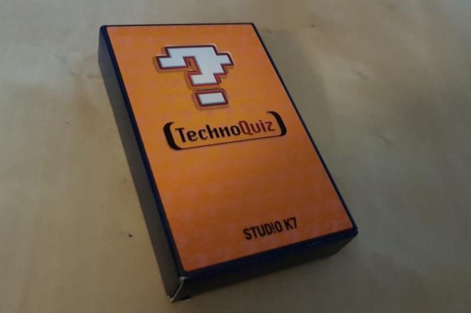 Testez votre connaissance de la techno des 90's avec le jeu TechnoQuiz