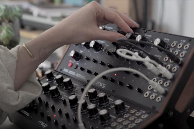 Vidéo : les fonctionnalités du nouveau Moog, Drummer From Another Mother