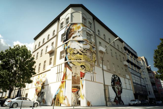 En images : À Berlin, le premier musée d'Allemagne dédié au street art