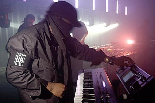 Vidéo : une performance live d'Underground Resistance en 1992
