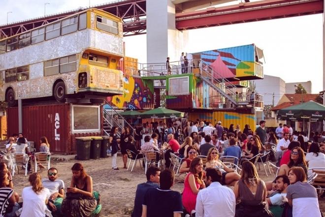 Lisbonne lance Nova Batida, un festival urbain avec Mount Kimbie, George Fitzgerald, Gilles Peterson et Maribou State