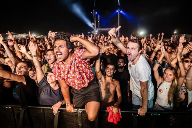 Lyon : quatre jours de fête techno, electro et hip hop sur la plage du Parc Miribel
