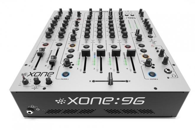Allen & Heath enterre la mythique Xone:92 et déballe une nouvelle table de mixage