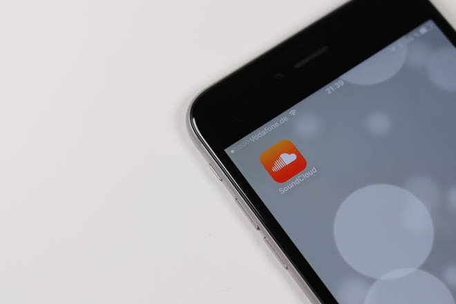 SoundCloud nie avoir secrètement baissé la qualité audio de ses mp3s