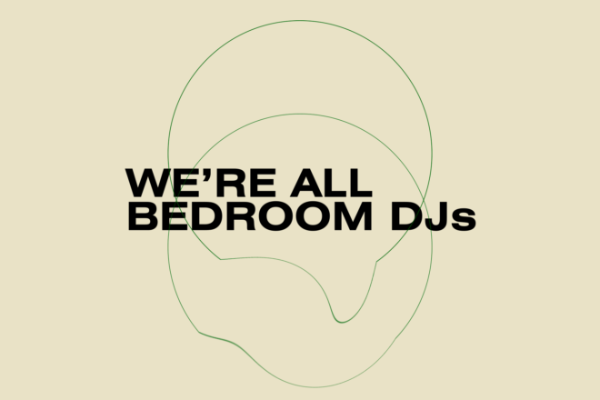 "Mixmag France et Electronic Subculture lancent le concours ""We're all bedroom DJs"""