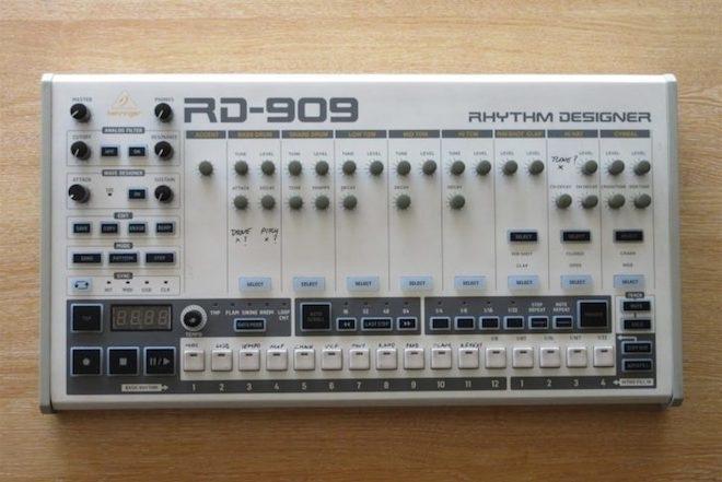 Behringer dévoile la date et le prix de son clone de la TR-909