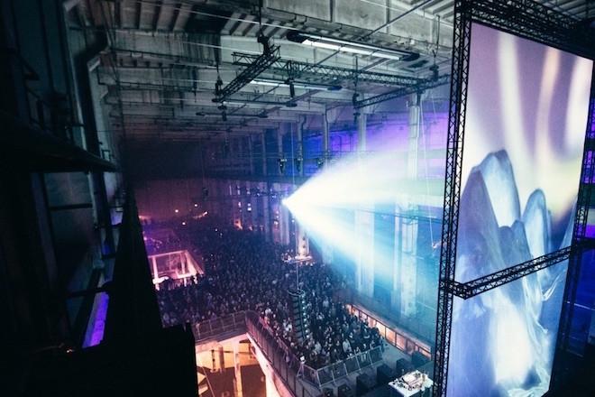 Berlin Atonal invite la crème de l'avant-garde techno dans une ancienne centrale thermique de la RDA