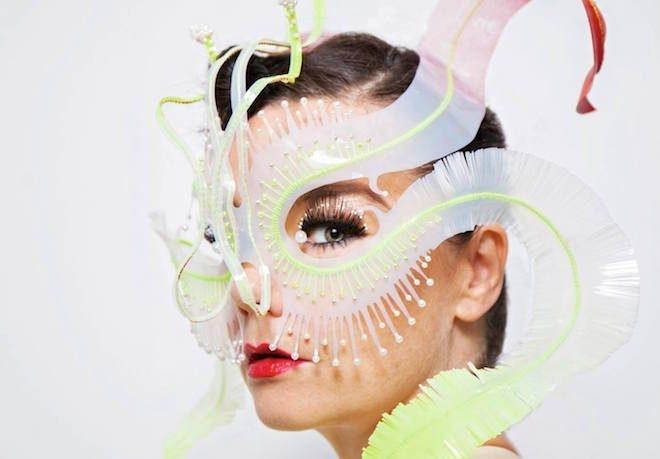Björk publie un recueil de partitions recouvrant les œuvres de sa carrière