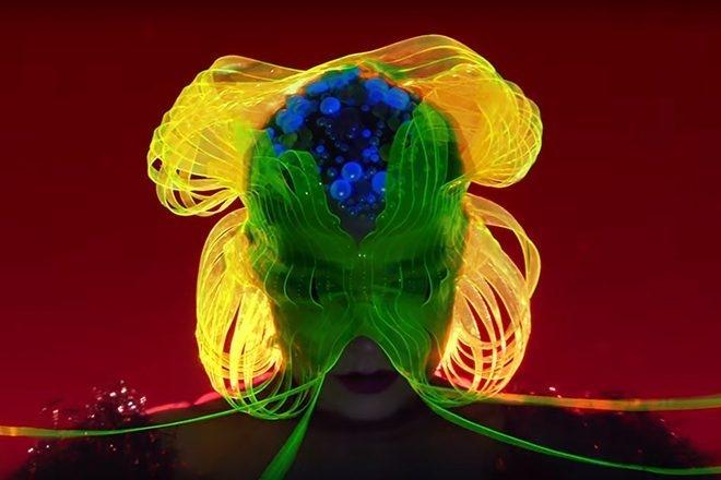 Björk dévoile une vidéo captivante pour son titre 'Notget'