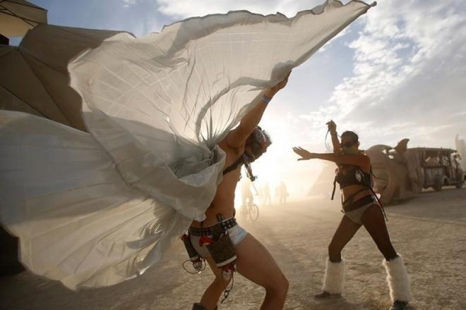 Burning Man : le festival en procès contre le gouvernement américain