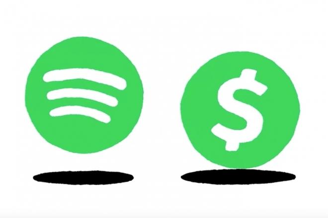 Spotify permet d'envoyer des dons directs à ses artistes préféré·e·s