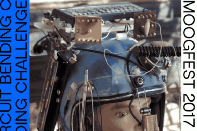 Moog lance la sixième édition de son concours de circuit bending