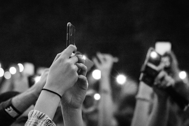 Cette appli permet au public de voter sur le prochain track que jouera le ou la DJ