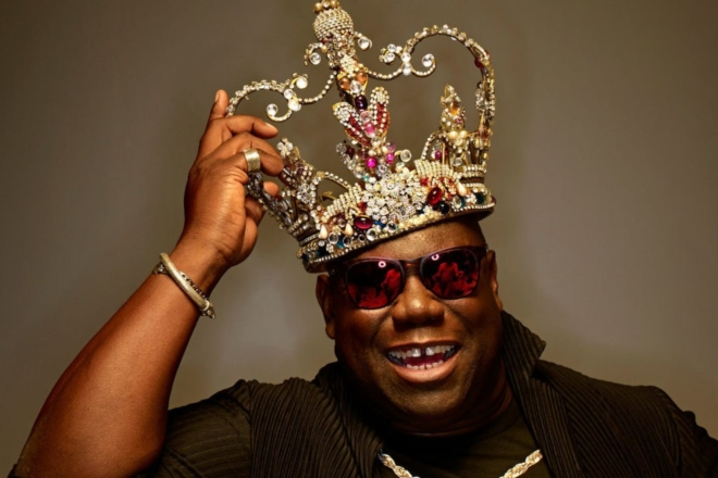 Carl Cox en collaboration avec Nile Rodgers sur un nouveau single