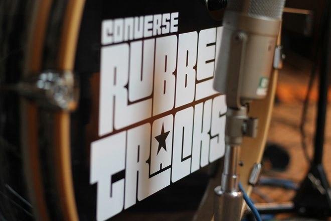 Converse invite les musiciens amateurs dans les plus grands studios du monde