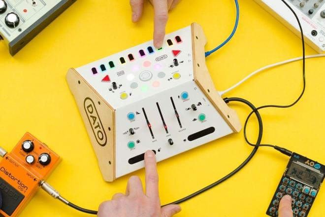 Un synthé pour jouer en tandem avec les enfants