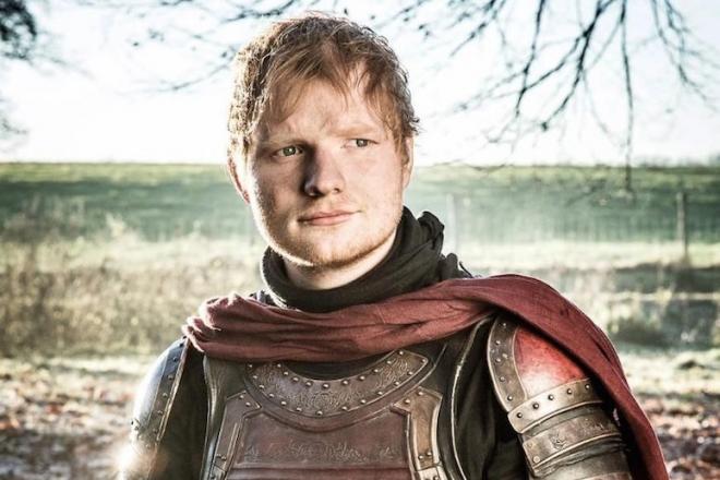 Ed Sheeran a fait une apparition musicale dans le premier épisode de la saison 7 de Game Of Thrones.