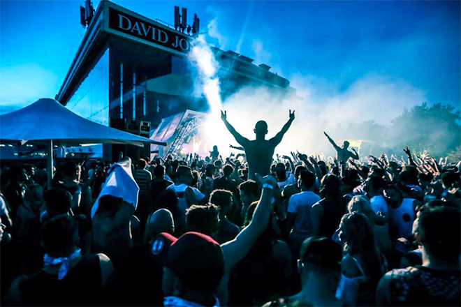 Overdose de masse au festival Electric Parade de Melbourne